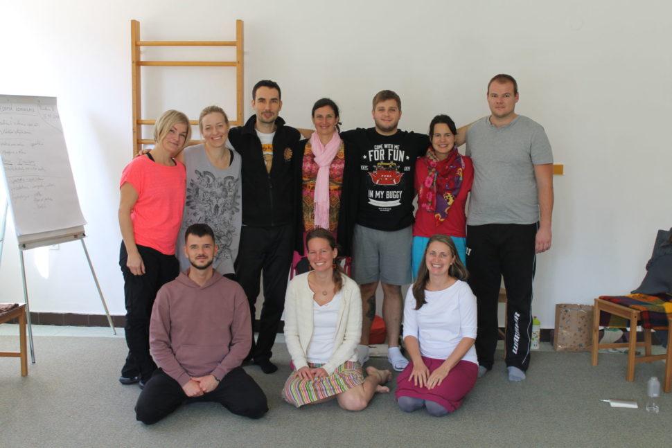 Kurz pro veřejnost mindfulness - skrytá síla v Brně
